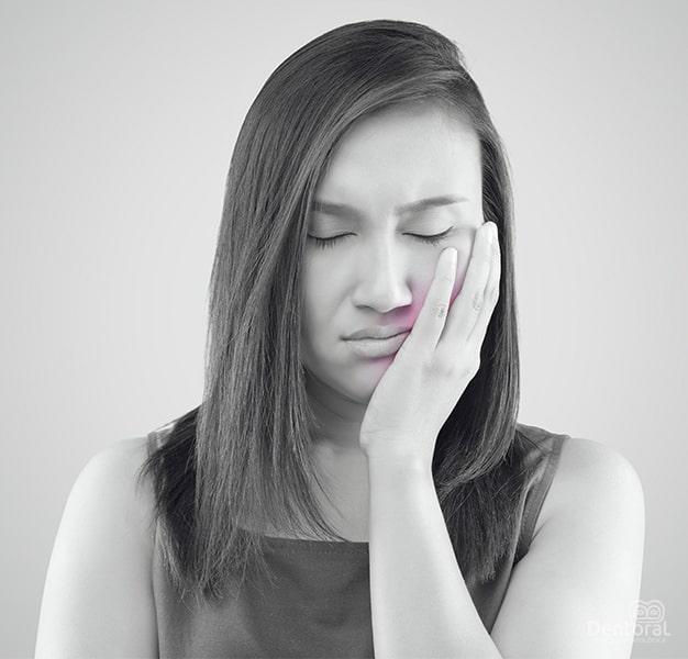 Causas de dolor periodontal