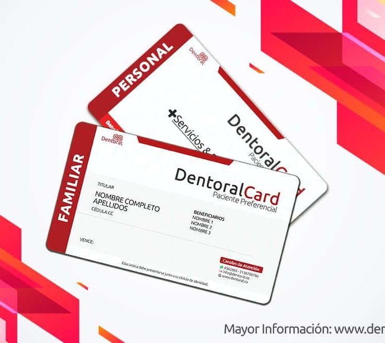 Tarjeta preferencial Familiar - Dentoral